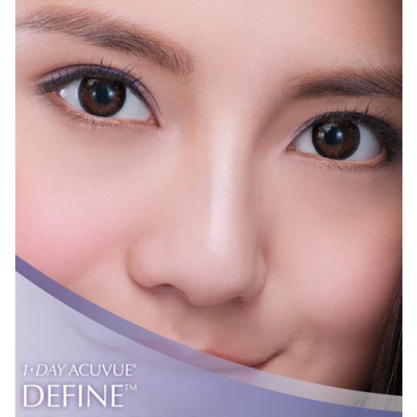 Buy 1 Day Acuvue Define Online Lens4vision Com Canada Based