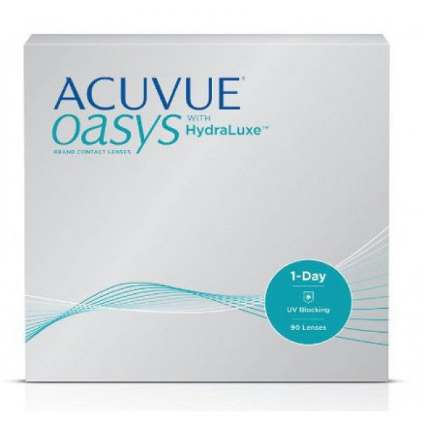 Acuvue Oasys 1-Day with HydraLuxe for Astigmatism (90 ...