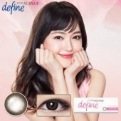 1 Day Acuvue Define (Plano) Non-Prescription (Radiant Bright/Charm/Sweet/Chic)