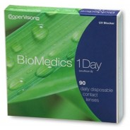 BioMedics 1 day / ClearSight 1 Day 90 Pack