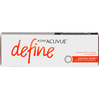 1 Day Acuveu Define Natural Shine