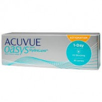 Acuvue Oasys 1 Day for Astigmatism-30 pack