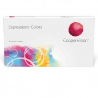 Expressions Colors Prescription Contact Lenses