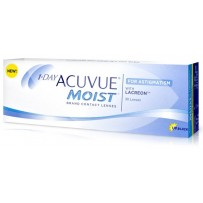 1 Day Acuvue Moist for Astigmatism/Toric