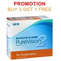 Promotion for PureVision2 For Astigmatism
