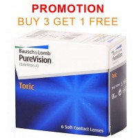 Promotion for PureVision Toric